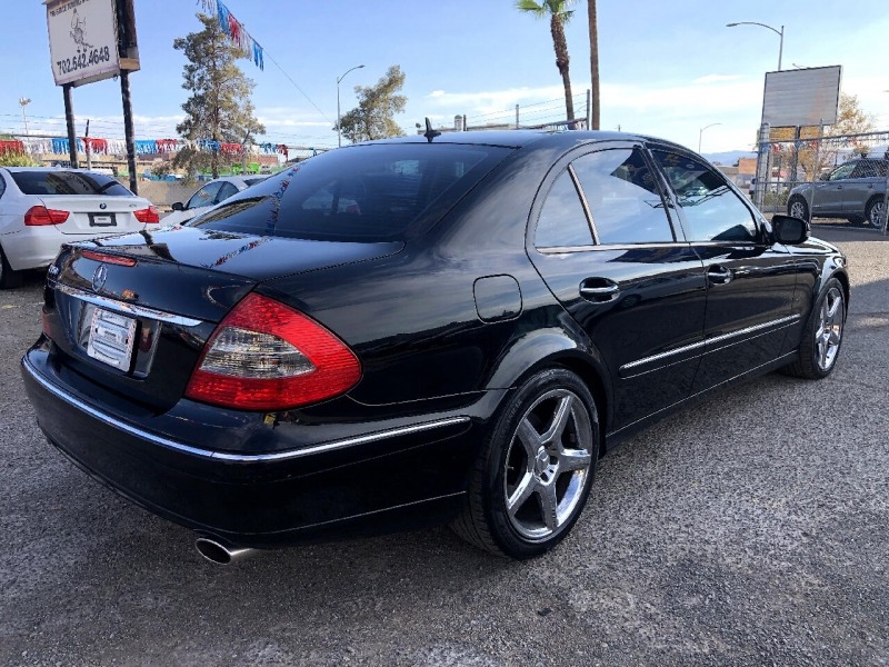 Mercedes-Benz E-Class 2007 price $9,995