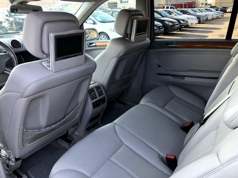Mercedes-Benz GL-Class 2007 price $10,995