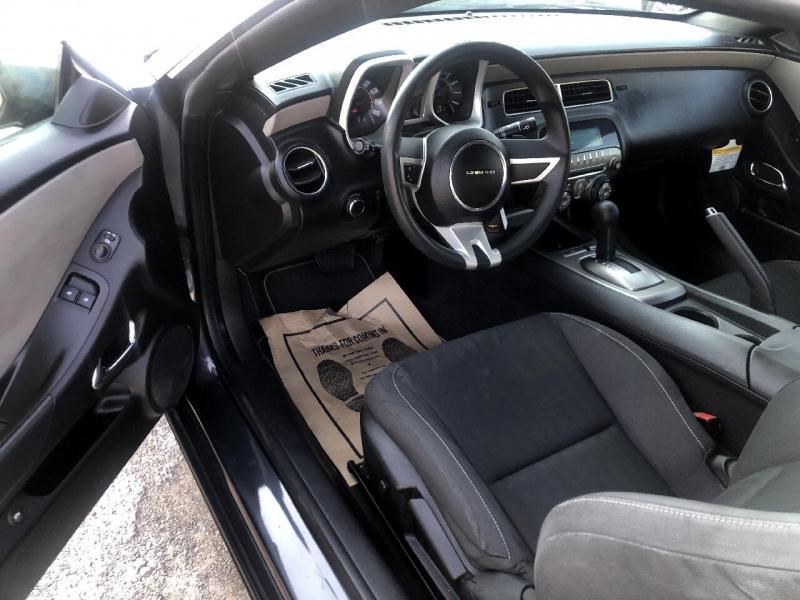 Chevrolet Camaro 2011 price $11,485