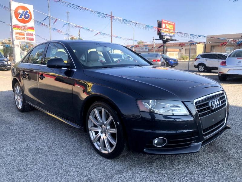 Audi A4 2012 price $13,495