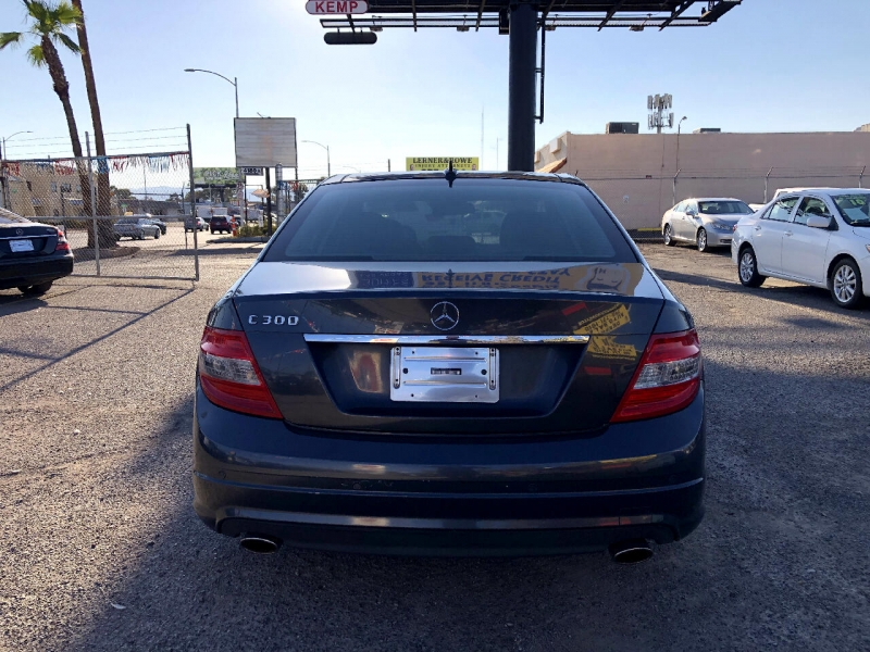 Mercedes-Benz C-Class 2008 price $10,795
