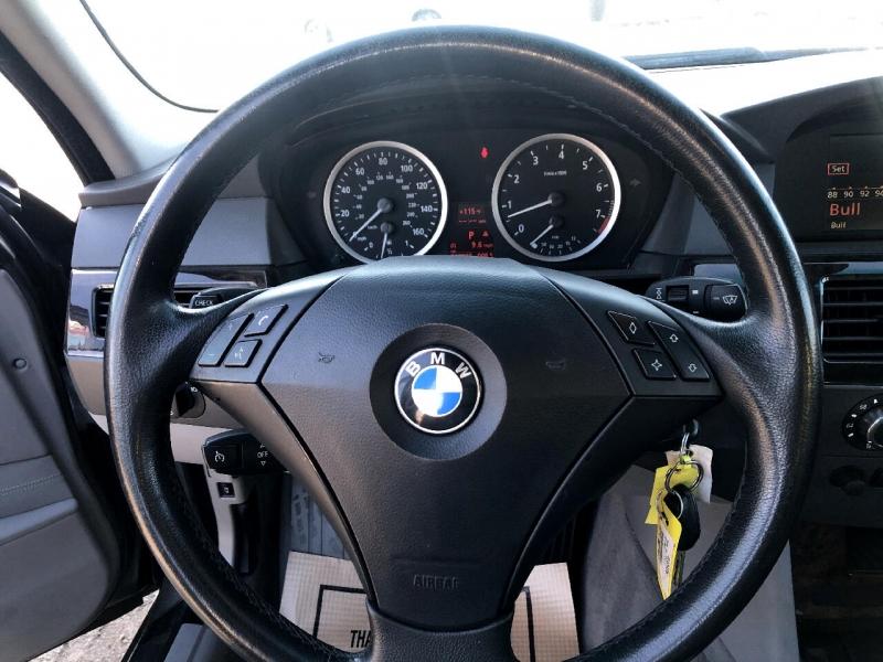 BMW 5 Series 2006 price $8,299