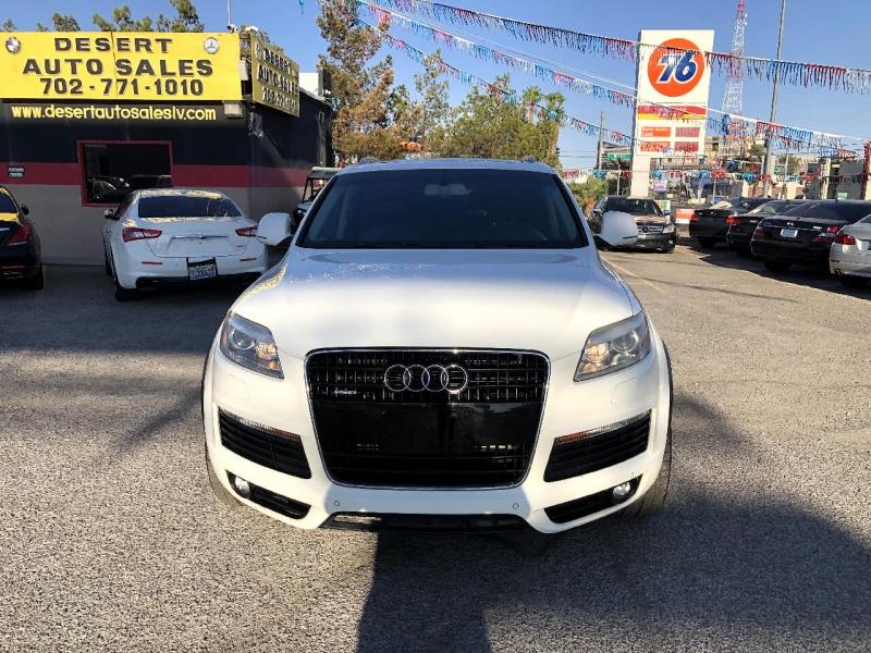 Audi Q7 2008 price $11,495