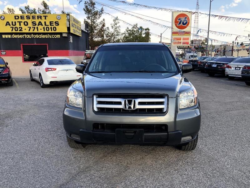 Honda Pilot 2007 price $8,595