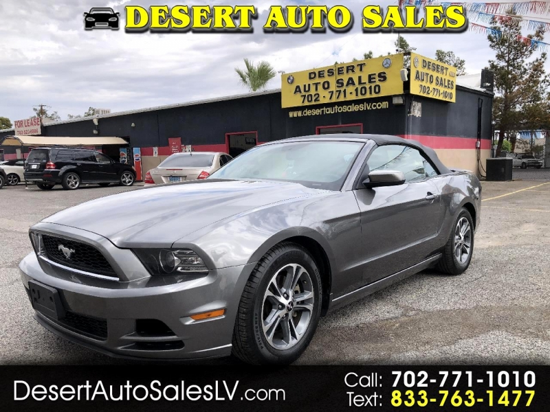 Ford Mustang 2014 price $15,985
