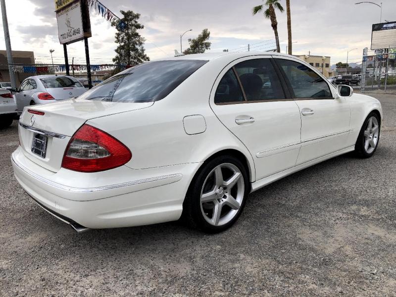 Mercedes-Benz E-Class 2009 price $10,795