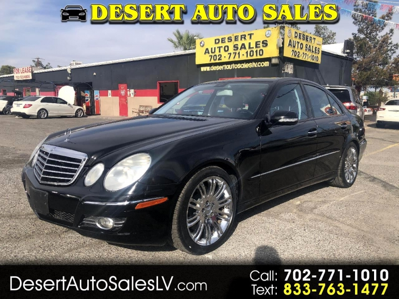 Mercedes-Benz E-Class 2008 price $11,495