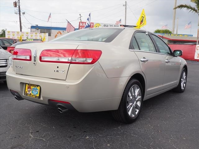 Lincoln MKZ 2010 price $5,995