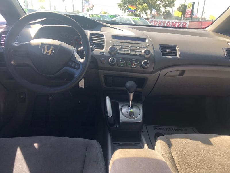 Honda Civic 2008 price $2,500