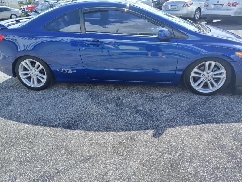 Honda Civic Si 2006 price $5,995