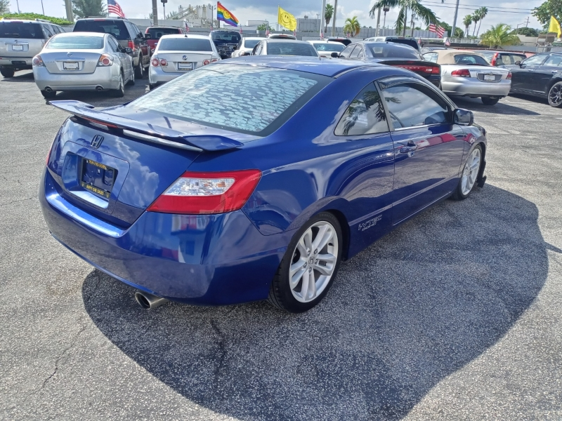 Honda Civic Si 2006 price $5,995