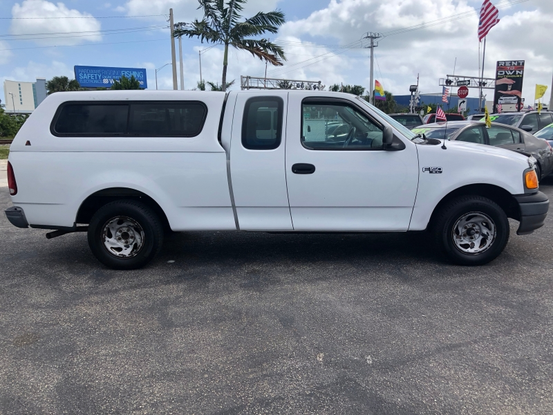 Ford F-150 Heritage 2004 price $2,995