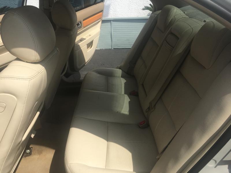 Lincoln MKZ 2008 price $3,991