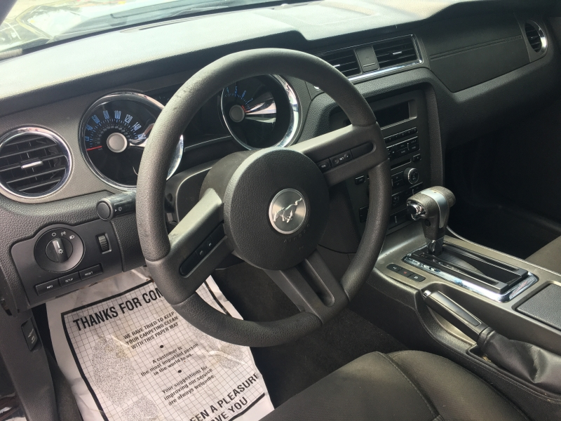 Ford Mustang 2012 price $7,991