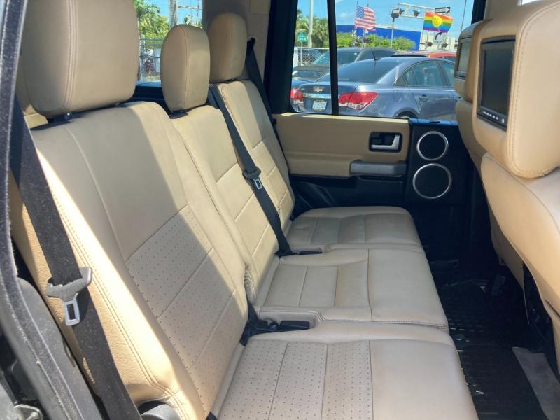Land Rover LR3 2008 price $7,495