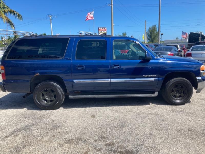 GMC Yukon XL 2003 price $4,995