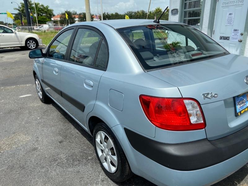 Kia Rio 2008 price $3,995