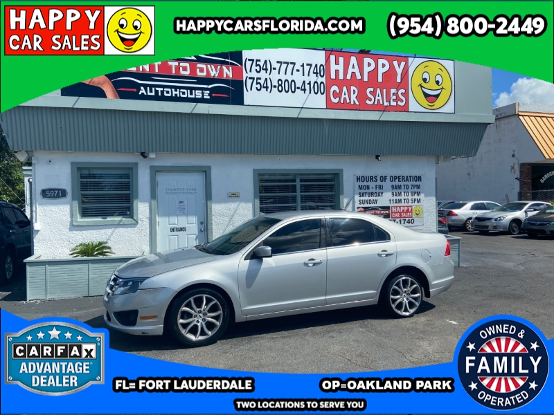 Ford Fusion 2010 price $3,995