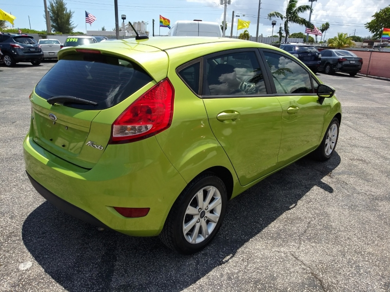 Ford Fiesta 2013 price $4,995