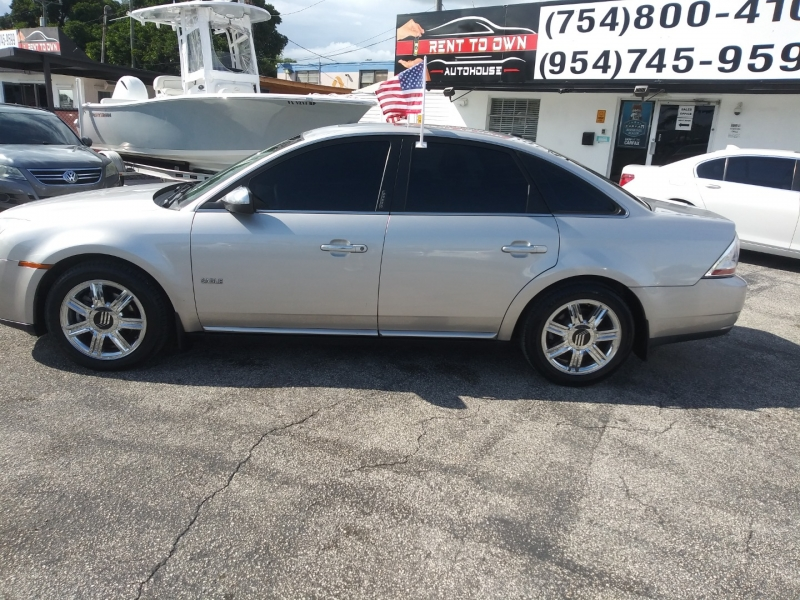Mercury Sable 2008 price $4,995