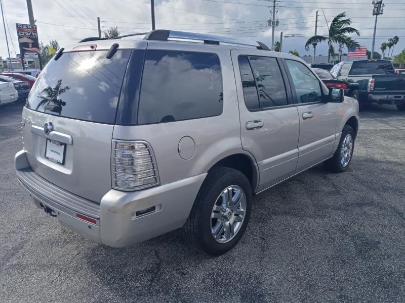 Mercury Mountaineer 2008 price $4,993