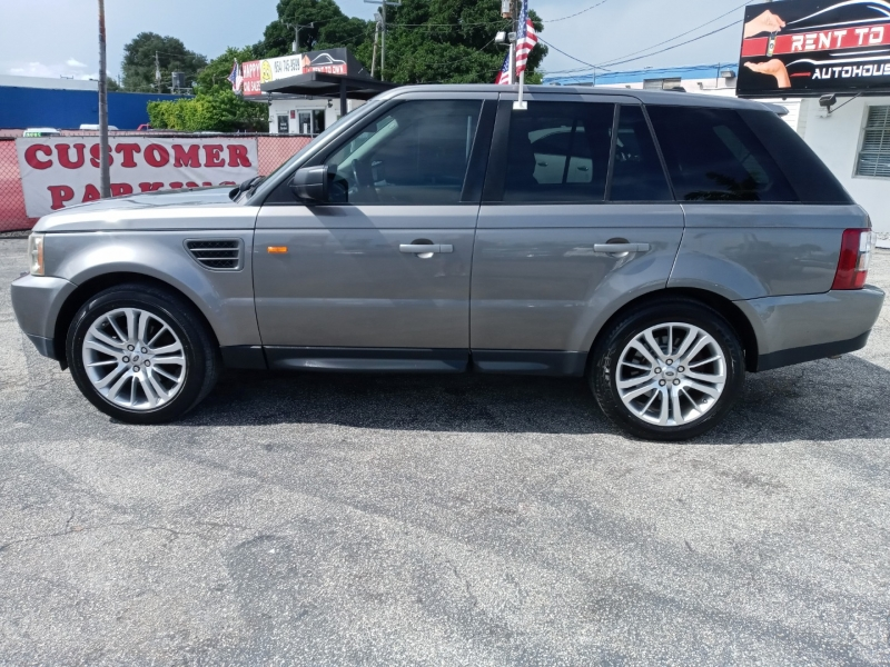 Land Rover Range Rover Sport 2007 price $7,995