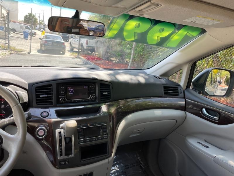 Nissan Quest 2015 price $7,992
