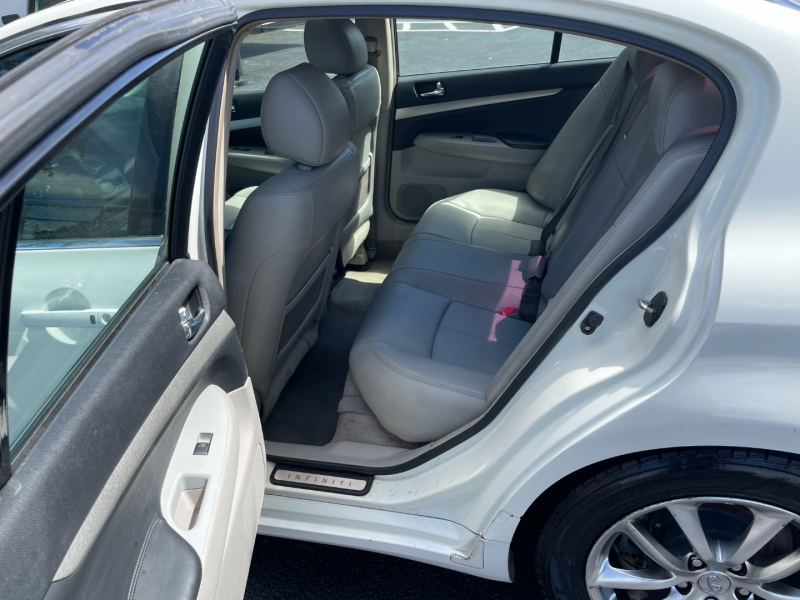 Infiniti G35 Sedan 2008 price $6,991