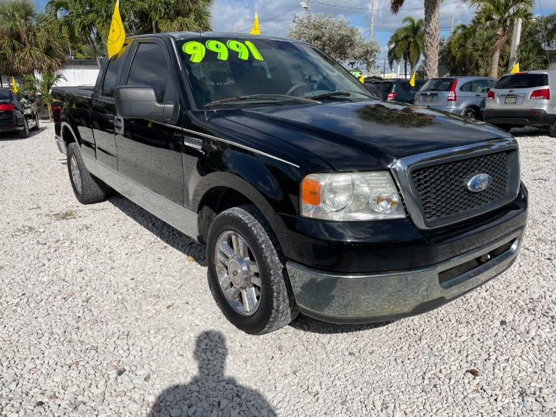 Ford F-150 2006 price $8,493