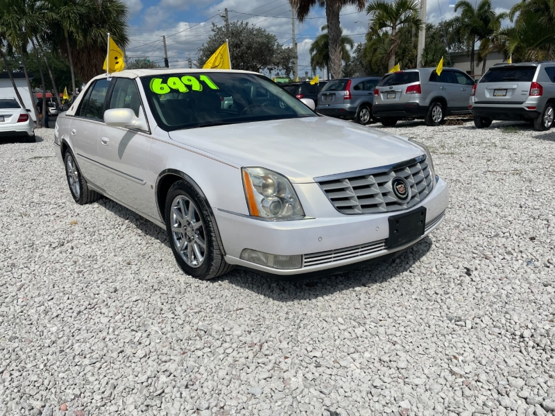Cadillac DTS 2007 price $5,491