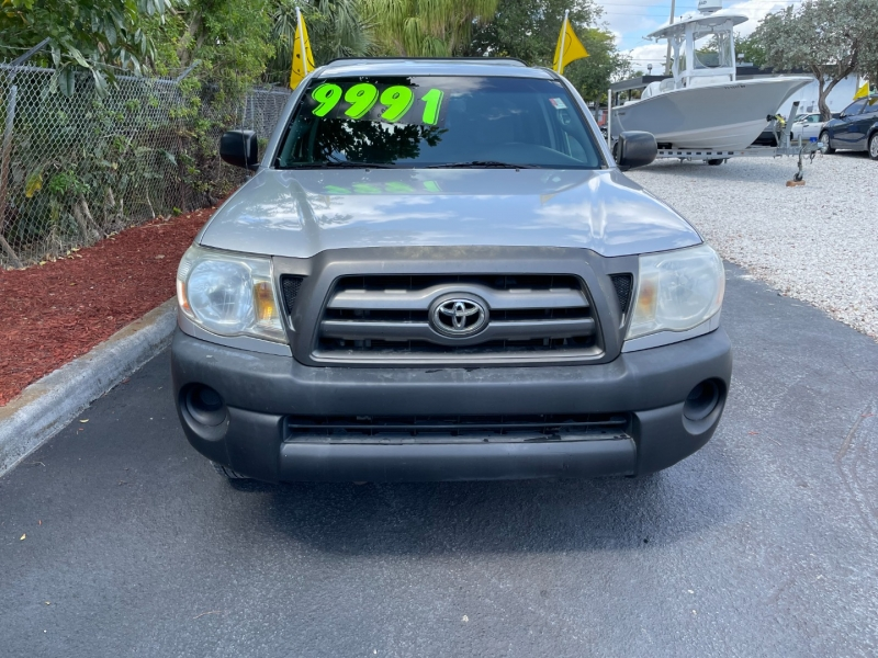 Toyota Tacoma 2010 price $8,991