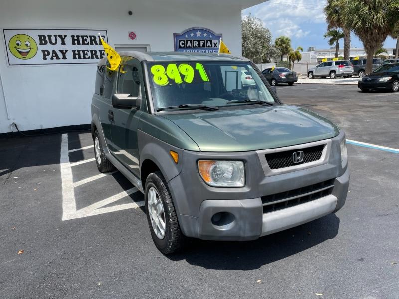 Honda Element 2005 price $6,992
