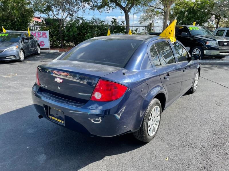 Chevrolet Cobalt 2009 price $2,991