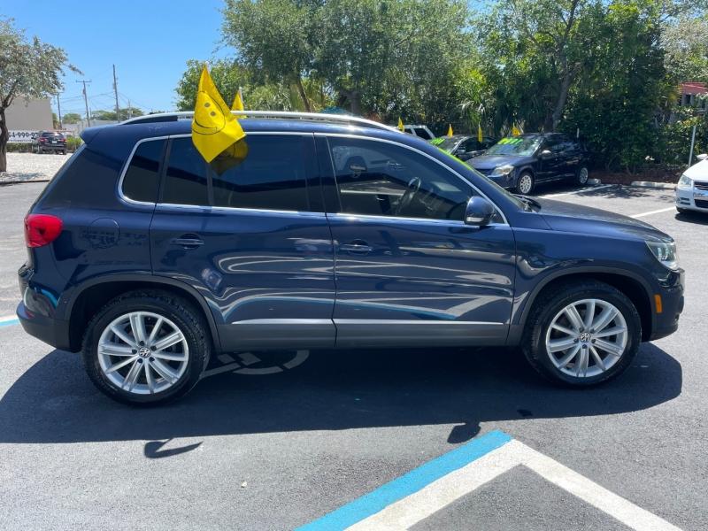 Volkswagen Tiguan 2013 price $6,991