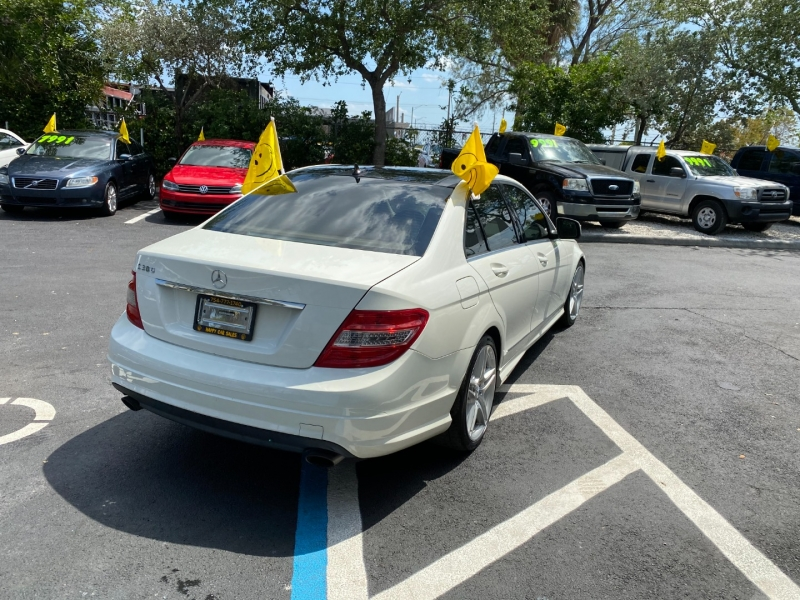 Mercedes-Benz C-Class 2009 price $7,991