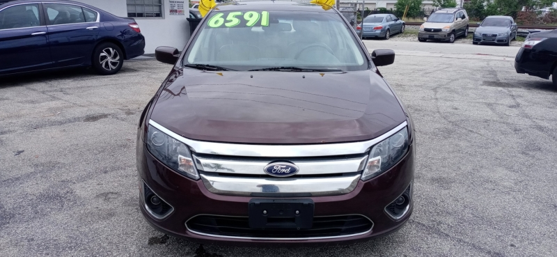 Ford Fusion 2011 price $5,595