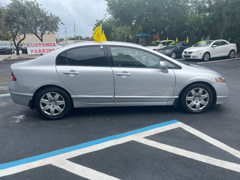 Honda Civic Sdn 2009 price $5,991