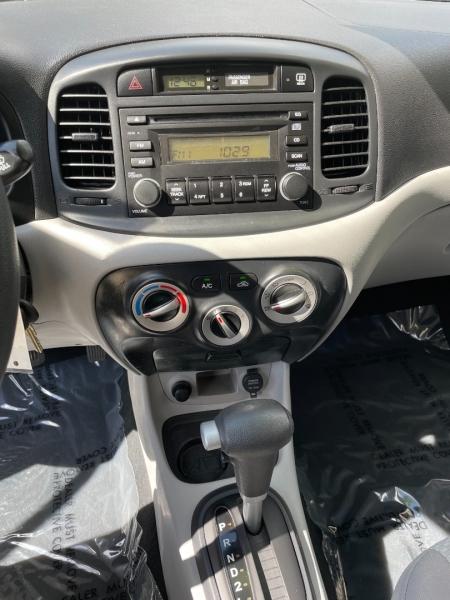 Hyundai Accent 2008 price $4,491