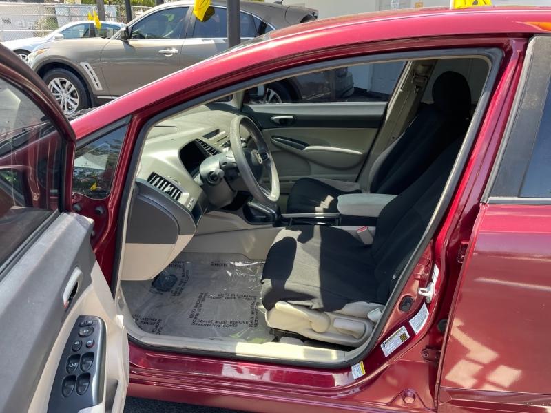 Honda Civic Sedan 2010 price $5,991