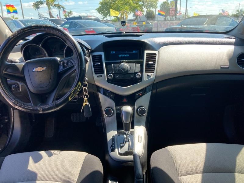 Chevrolet Cruze 2014 price $5,995