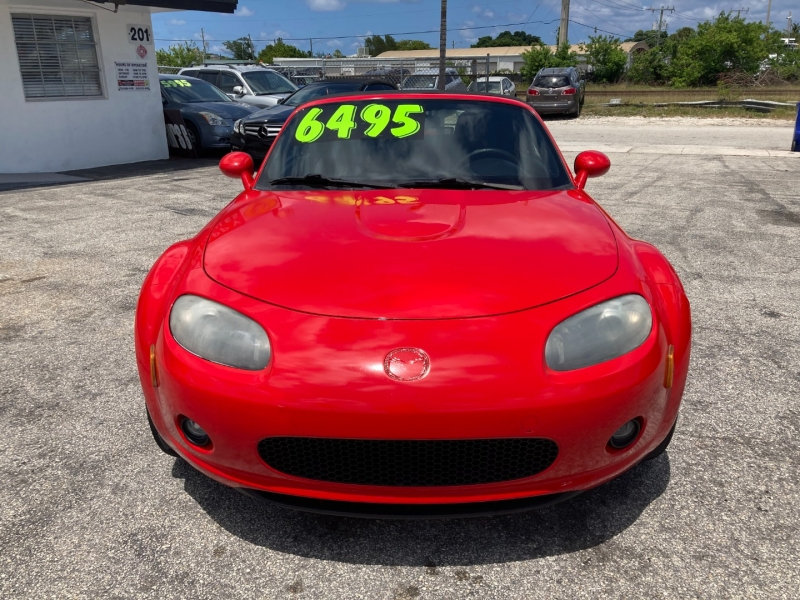 Mazda MX-5 2006 price $5,995