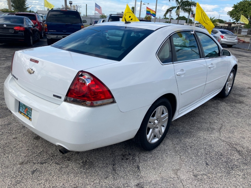 Chevrolet Impala 2013 price $6,584
