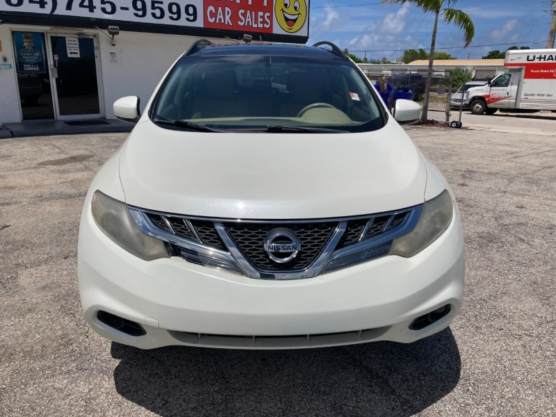 Nissan Murano 2011 price $7,995