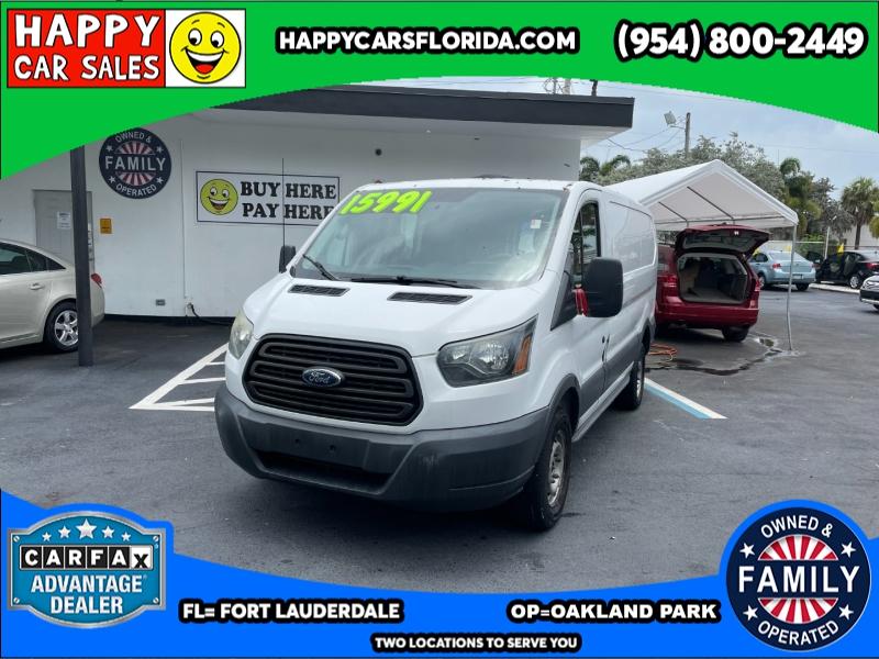 Ford Transit Cargo Van 2015 price $13,991