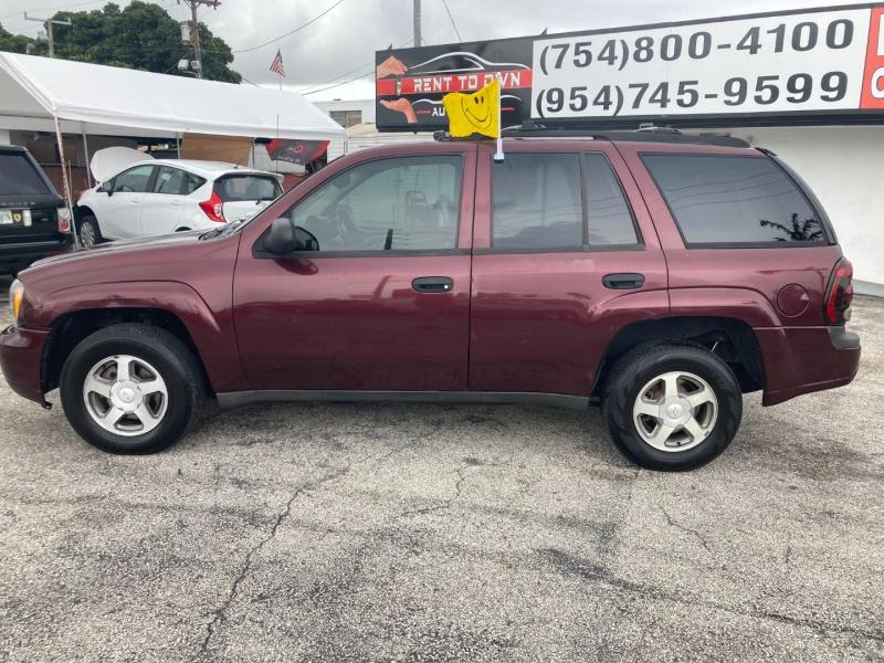 Chevrolet TrailBlazer 2006 price $3,989