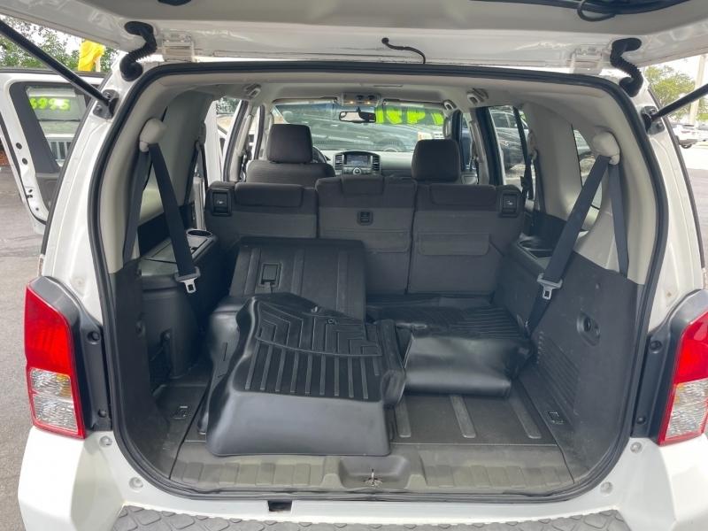 Nissan Pathfinder 2008 price $6,491