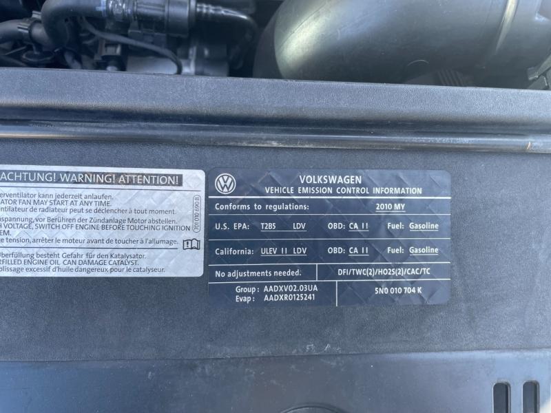 Volkswagen Tiguan 2010 price $6,991