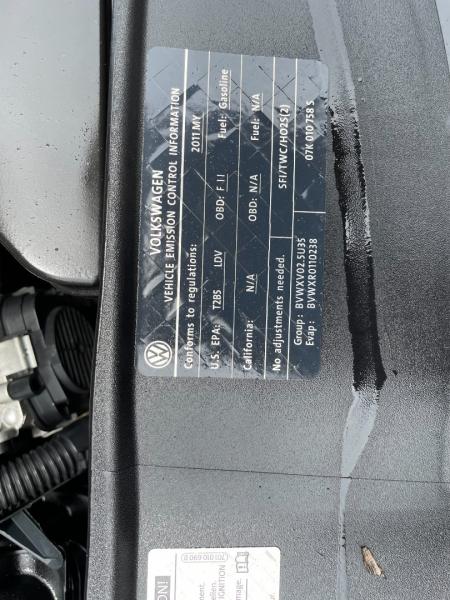 Volkswagen Golf 2011 price $6,991