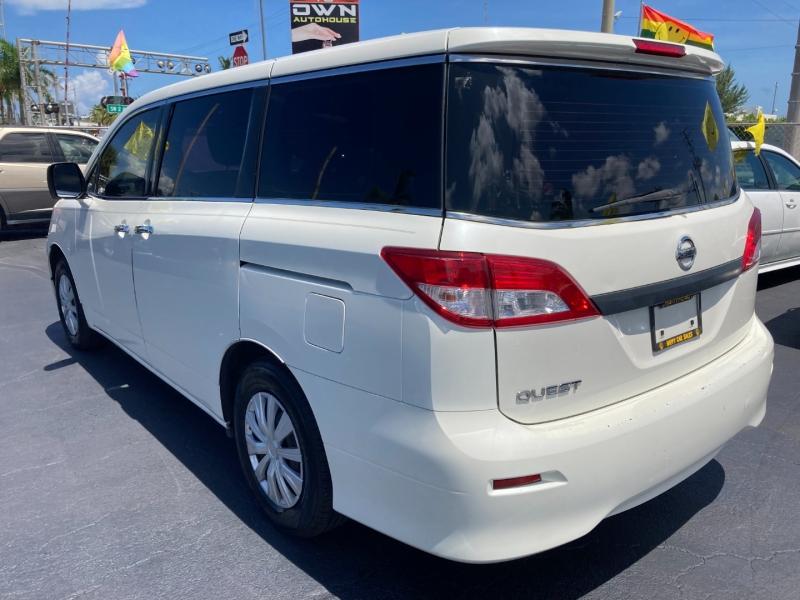Nissan Quest 2014 price $7,994