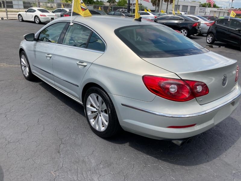 Volkswagen CC 2010 price $5,994